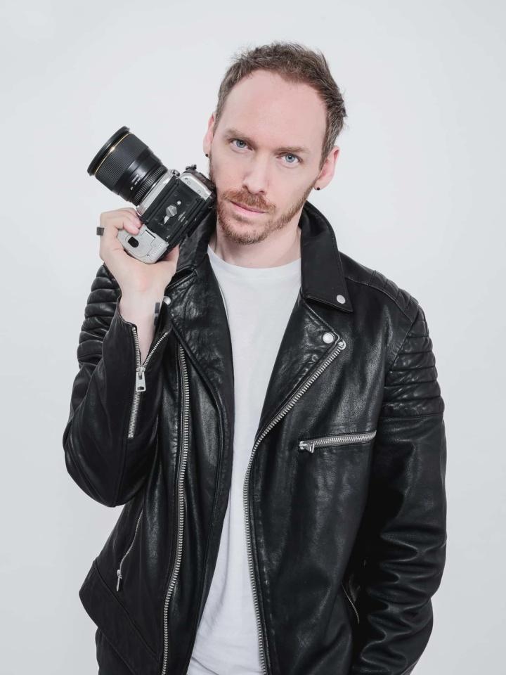 Rich Lloyd-Brown - Creative Director