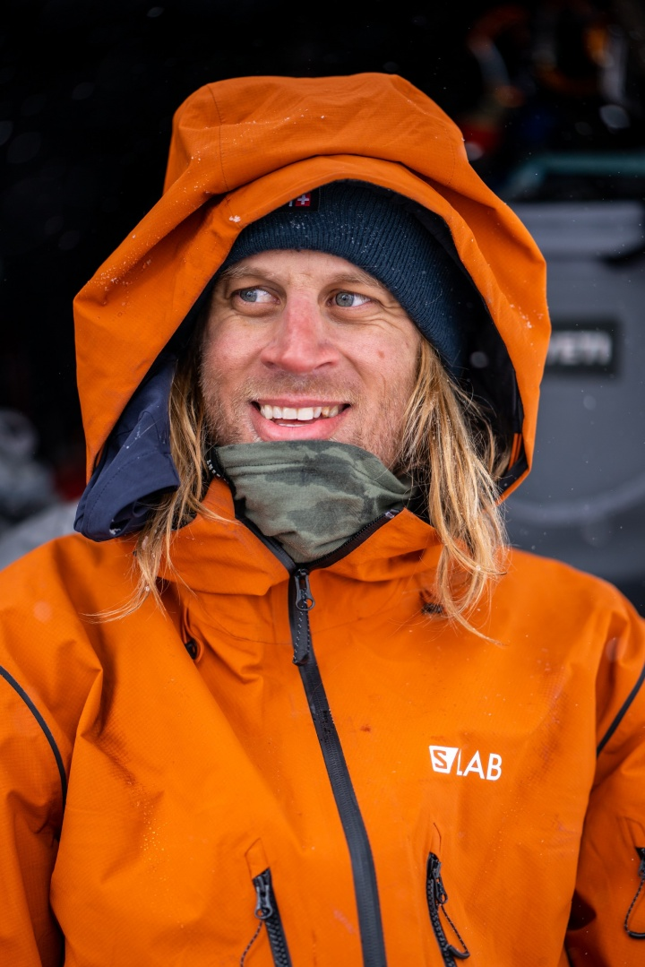 Thrilled to be Working with Legendary Pro Skier Cody Townsend
